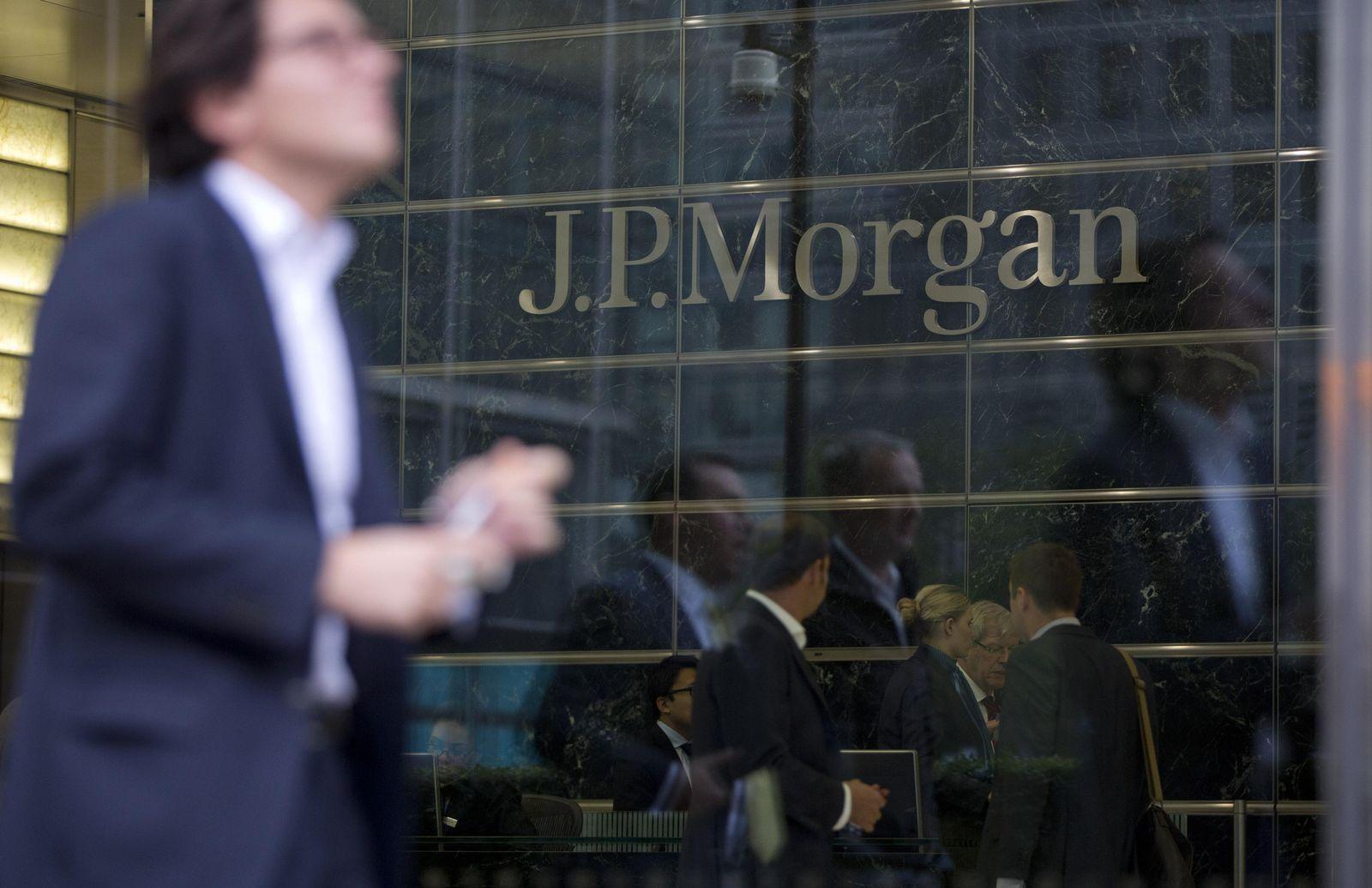JP Morgan USA Bank