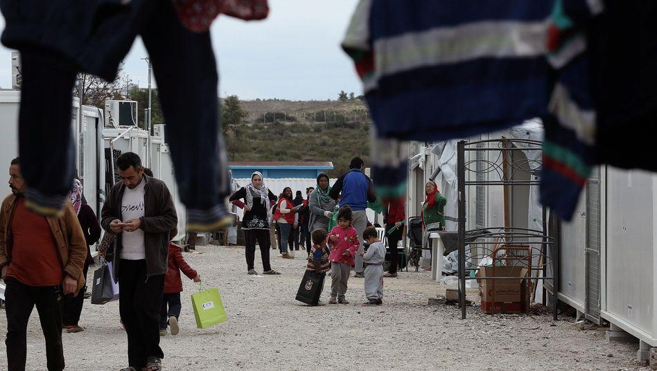Angebote und Aktivitäten für Asylbewerber und Flüchtlinge im