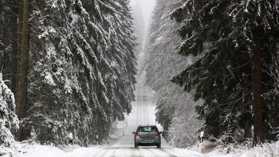 Auf vier Rädern durch den Winter - aber auf welchen Reifen?
