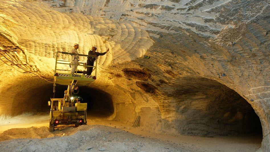 Bergwerk im niedersächsischen Gorleben: Bayern will sich doch beteiligen