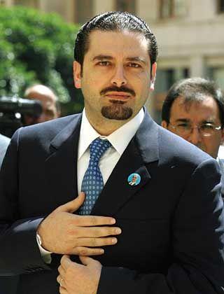 "Saad al-Hariri: ""I lost someone I love, my father. I want his murderers to pay."""