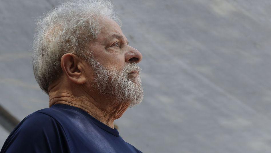 Lula da Silva (April 2018)
