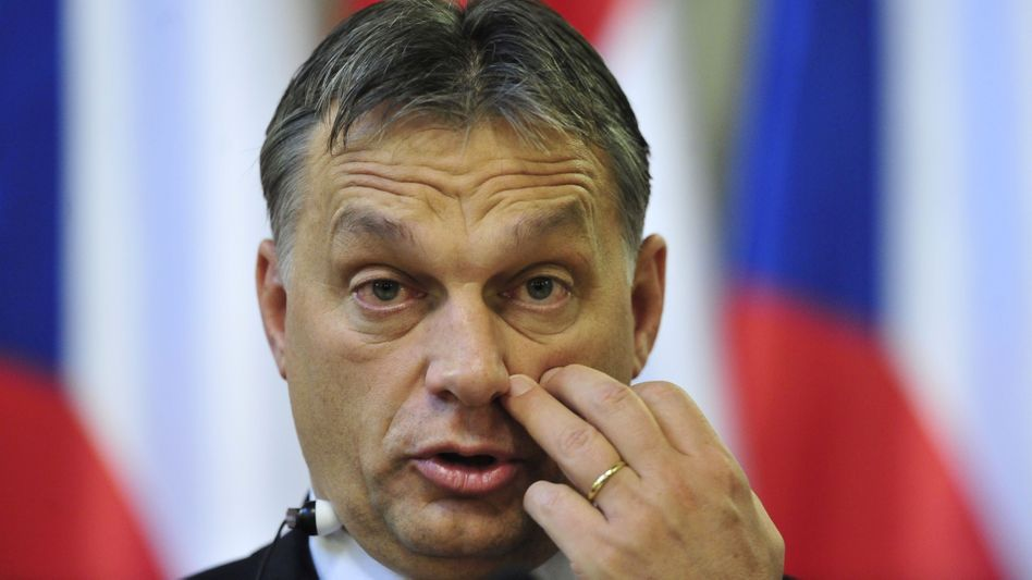 Hungarian Prime Minister Orban's Fidesz party is strengthening its control over the country.