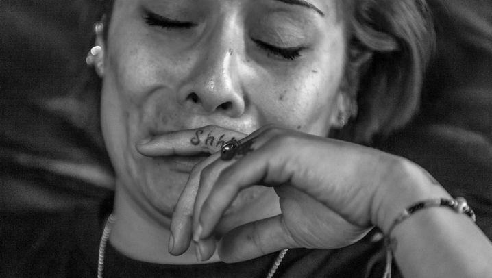 Fotojournalismus: Bedrohtes Leben