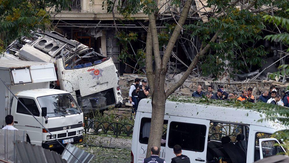 Anschlag in Istanbul: Terror in der Türkei