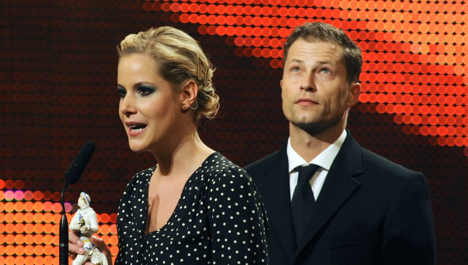 Anika Decker und Til Schweiger 2009 beim Bayerischen Filmpreis: Wem steht wie viel vom Gewinn zu?