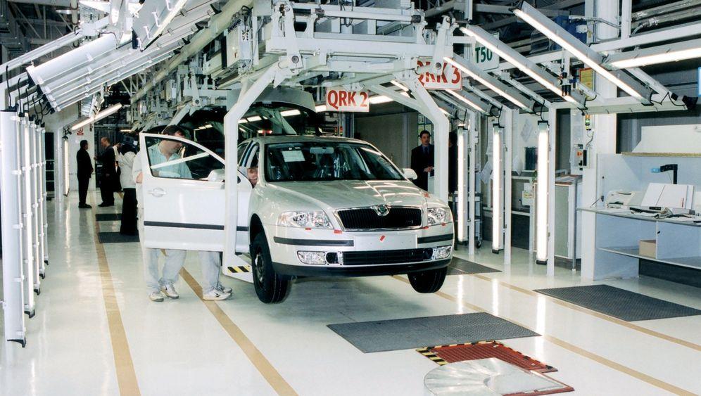 Autoindustrie: Wettkampf der Schwestern
