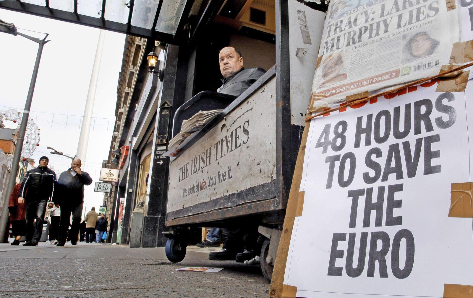 Ireland Europe Financial Crisis