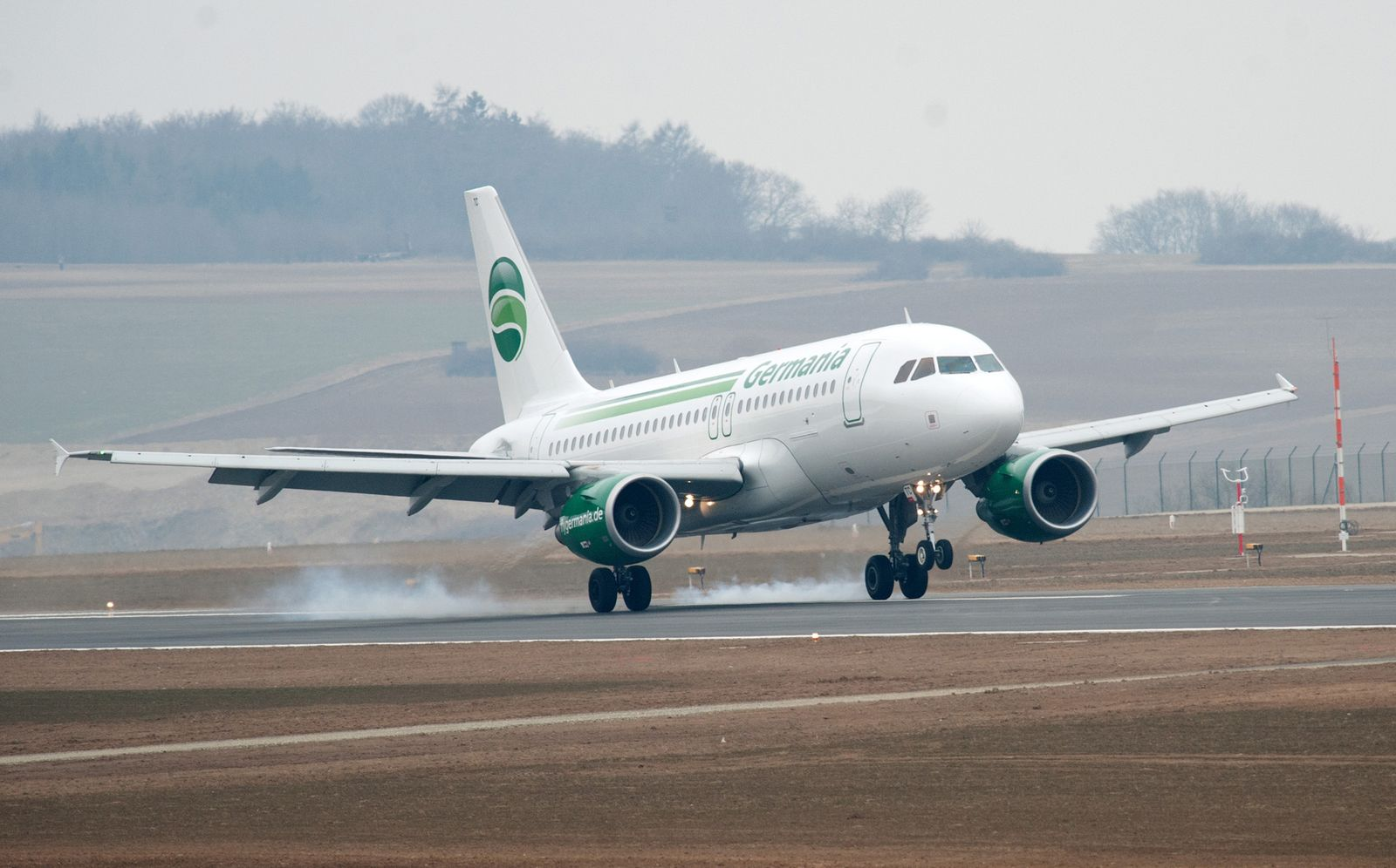 Airline / Germania
