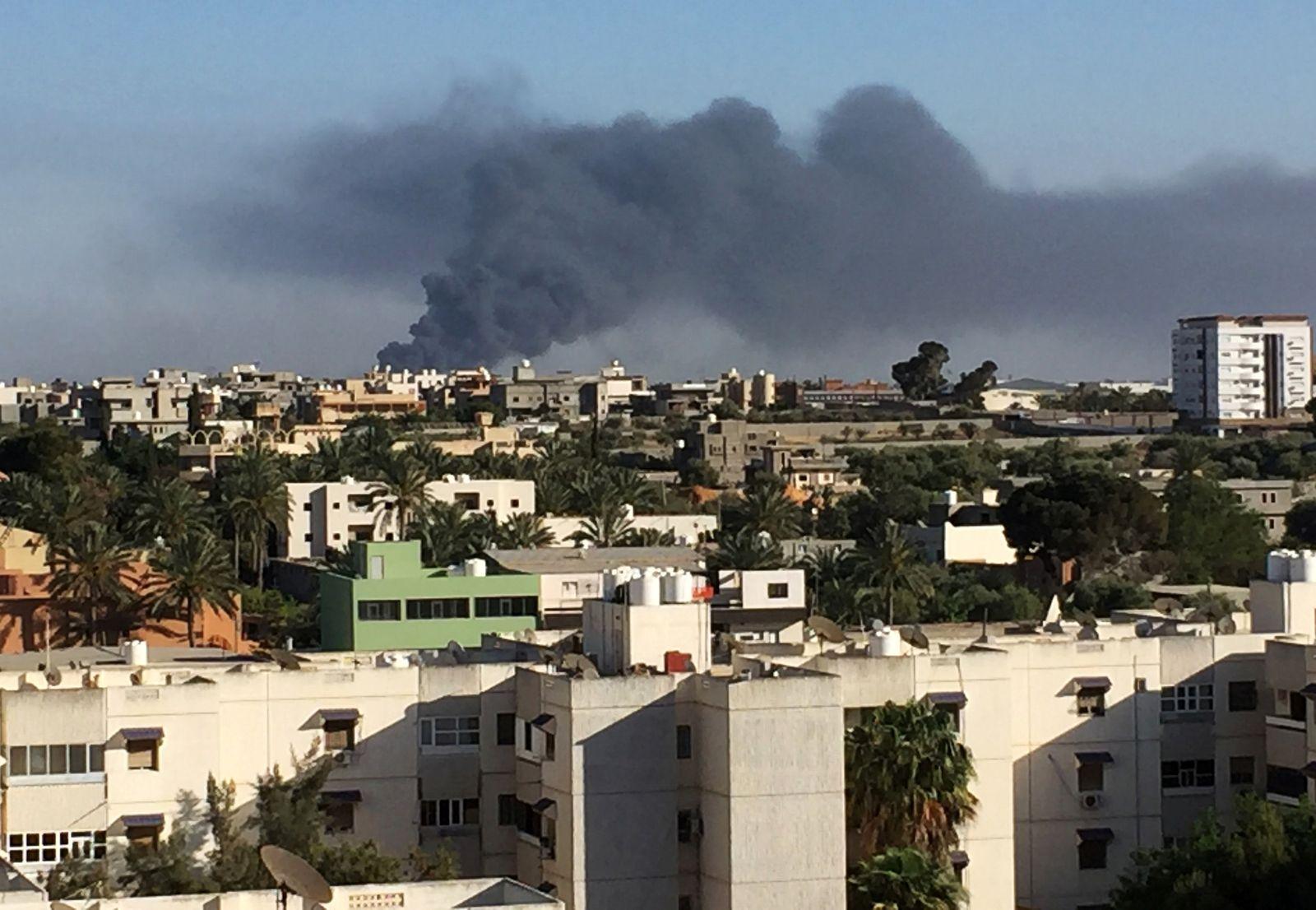 Libyen Tripolis