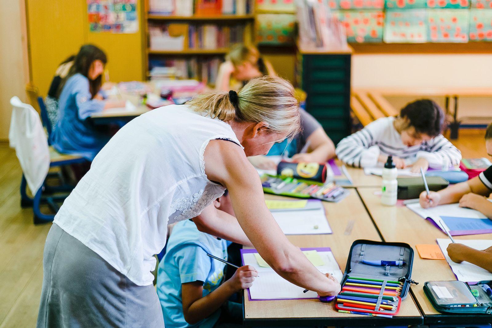 Neues Schuljahr in Schleswig-Holstein