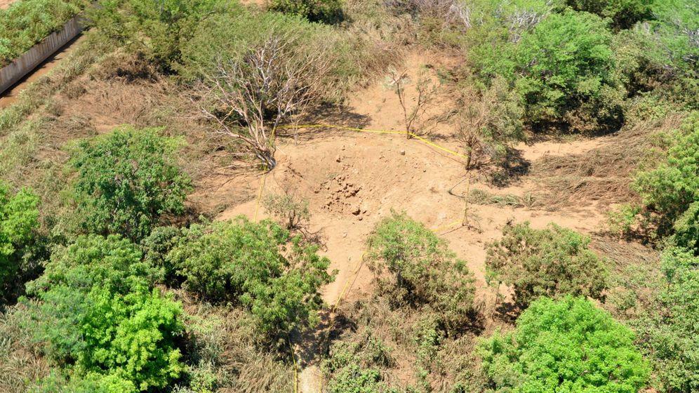 Spurensuche: Zweifelhafter Meteoriteneinschlag