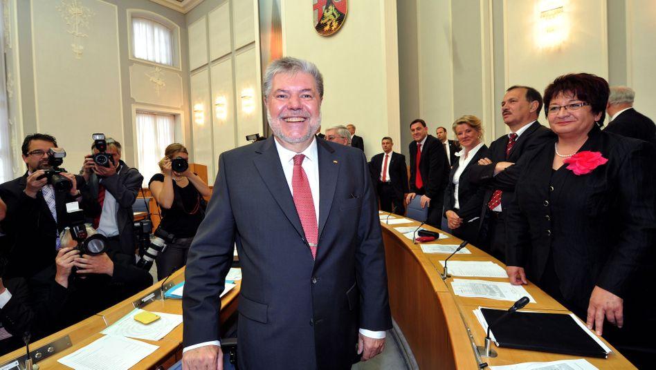 Politiker Beck: 60 Stimmen reichten zur Wiederwahl