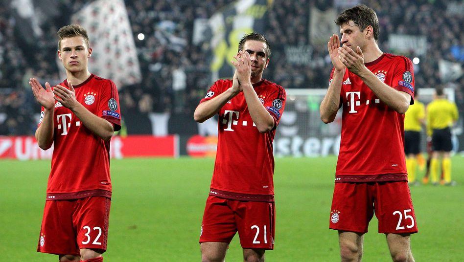 Bayern-Verteidiger Kimmich: An beiden Gegentoren beteiligt