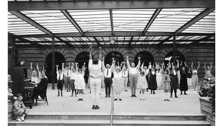 John Harvey Kellogg: Gymnastik und Getreide
