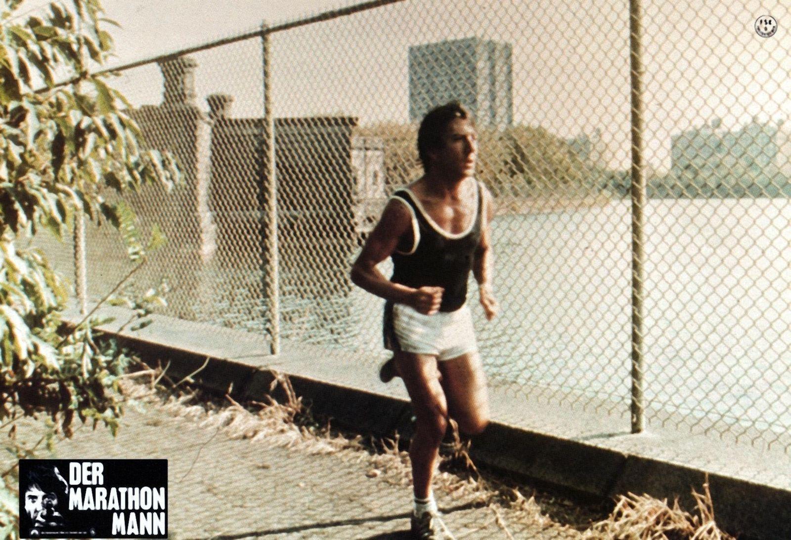 Marathon Mann / Method Acting / Dustin Hoffman