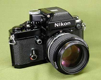 Nikon F2: Legende aus dem Analogzeitalter