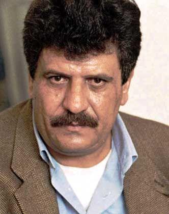 Festgenommen: Abu Abbas (eine Aufnahme aus dem Jahre 1996)