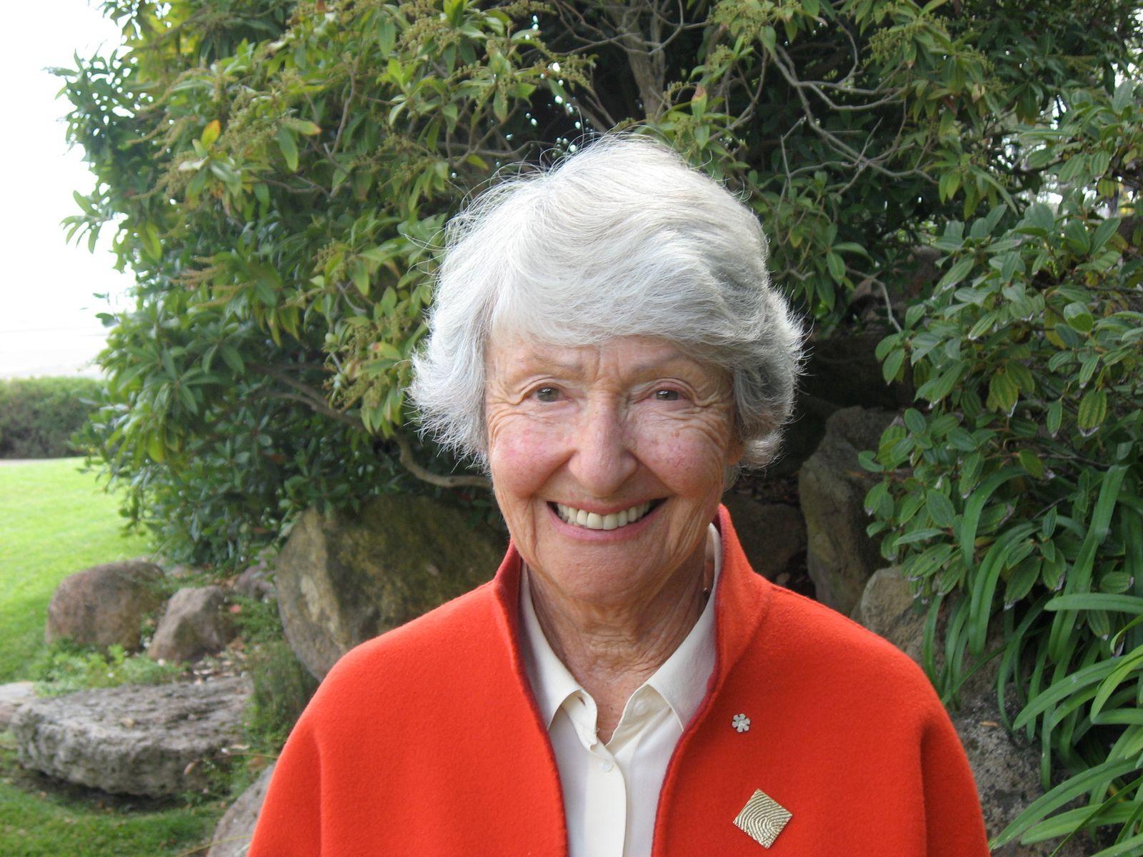 Landschaftsarchitektin Cornelia Oberlander ist tot