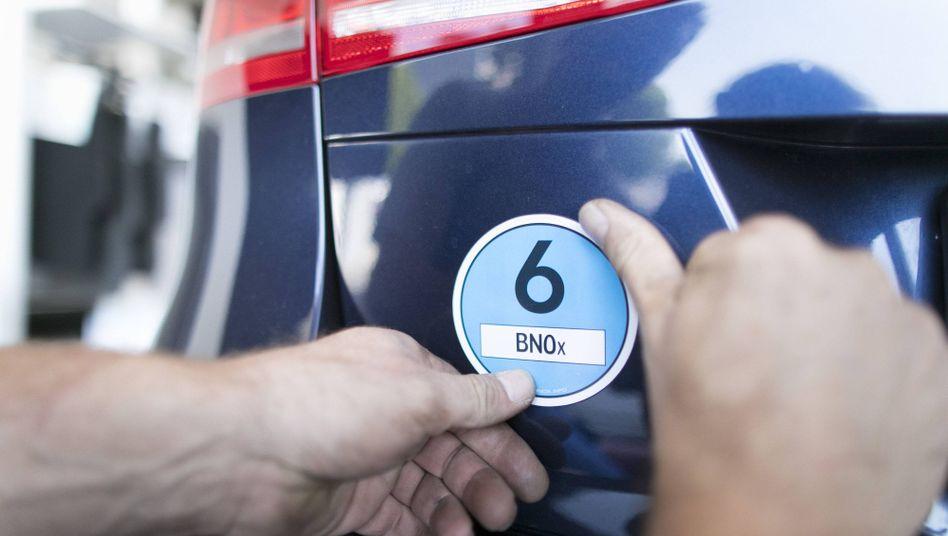 Diesel der Abgasnorm Euro-6d-Temp gelten als besonders sauber, sind es einer Studie zufolge jedoch nicht immer