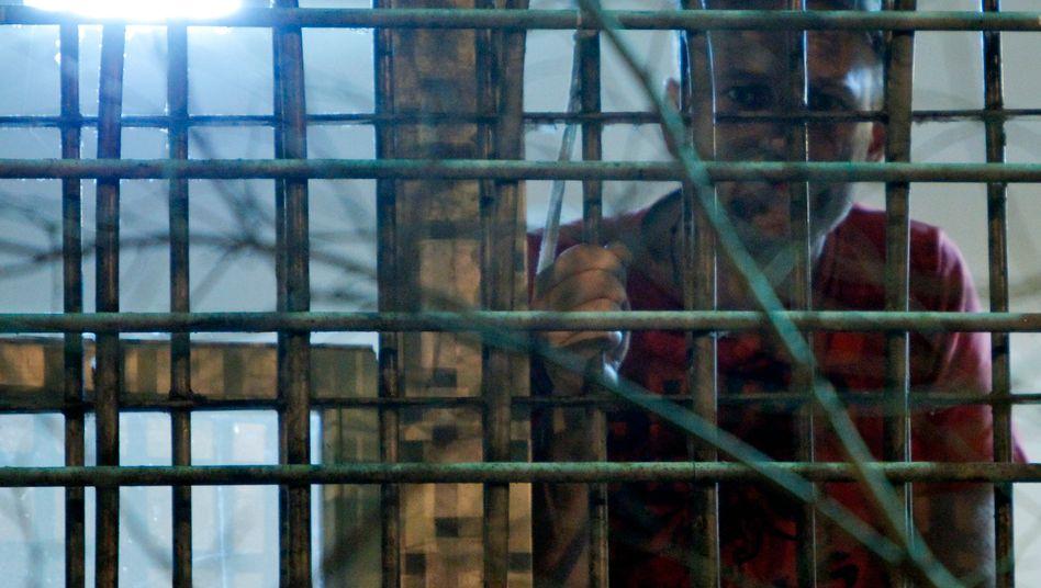 Inhaftierter Kremlkritiker Nawalny