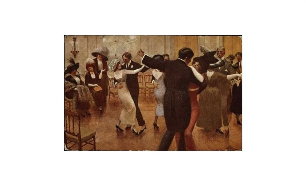Kalenderblatt: 20.11.1913: Kein Tango für Offiziere