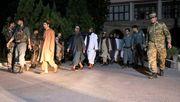 Afghanische Regierung sieht Weg für Friedensgespräche mit Taliban frei