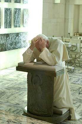 Papst Johannes Paul II: Gebete nach Indien ausgelagert