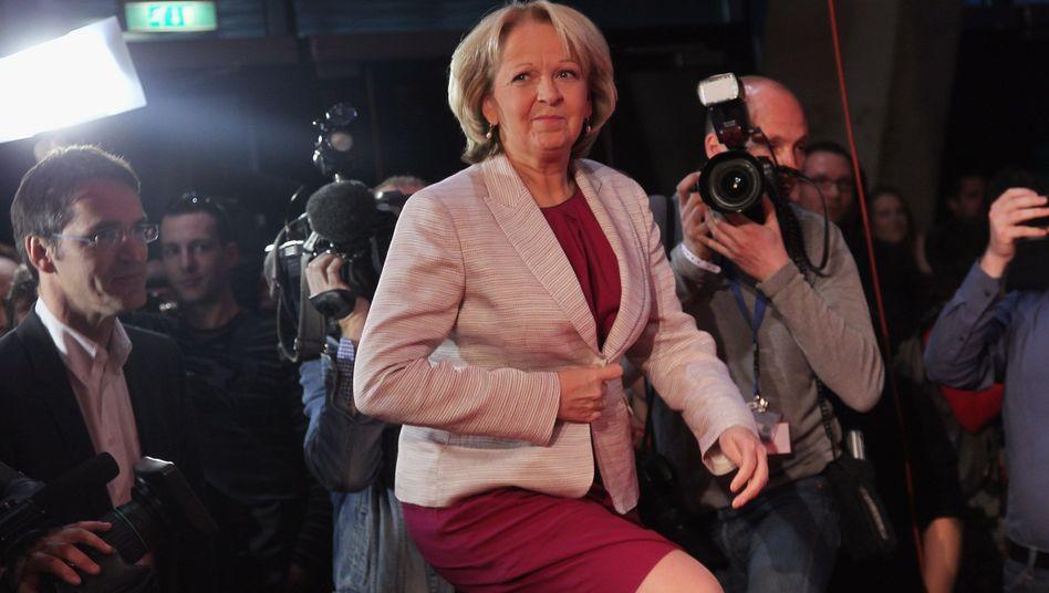 SPD-Politikerin Kraft: Hoffnungsträgerin für die Bundestagswahl