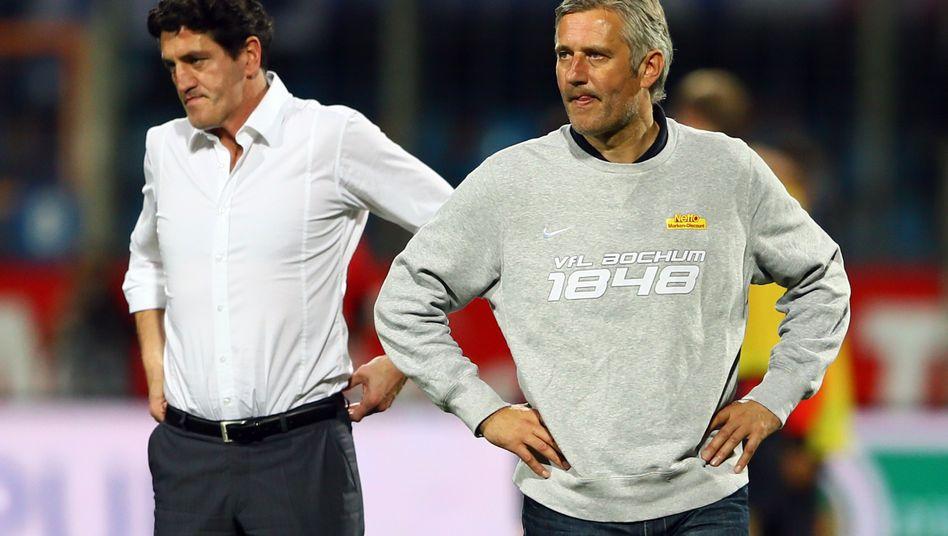 Hansa-Trainer Bergmann: Erst Blamage, dann Beurlaubung