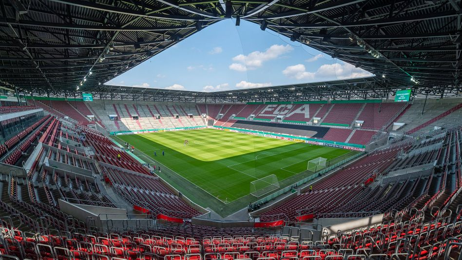 Stadion des FC Augsburg
