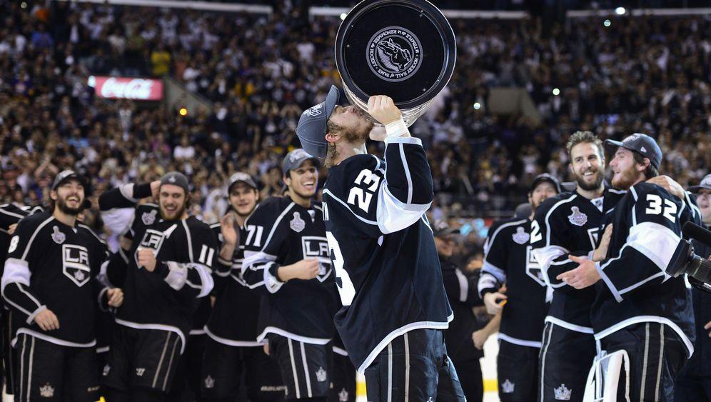 LA Kings gewinnen Stanley Cup: Die Krönung der Kings