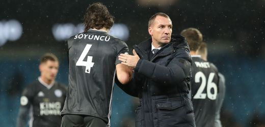 Premier League: Leicester City once again become set back under Brendan Rodgers - ENGLISH FOOTBALL 1