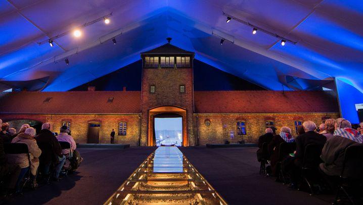 Gedenken an Auschwitz: Die Trauer der Überlebenden