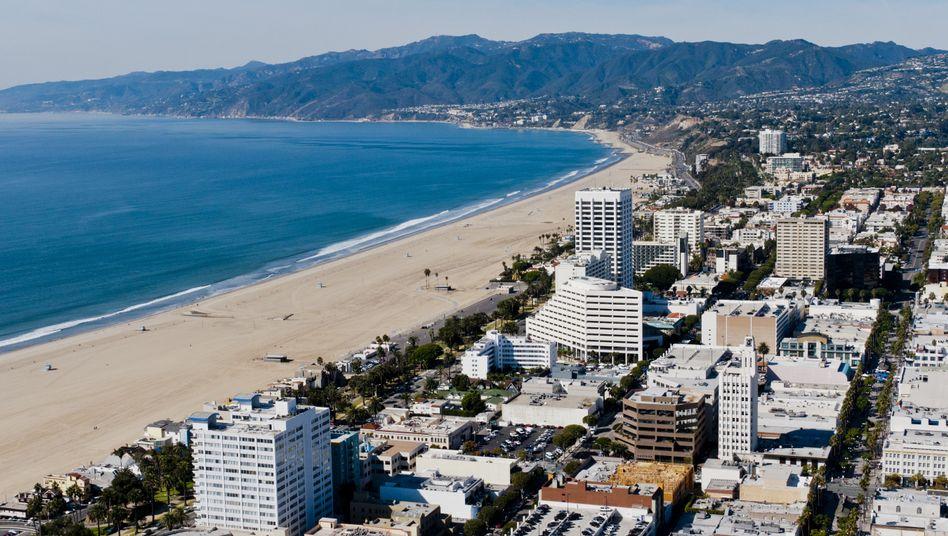 """Los Angeles: """"Die Stadt ist der Welt größte Bühne"""""""