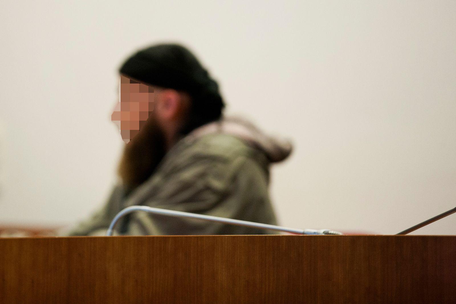 Prozess/ Salafist Murat K