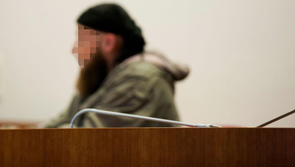 Murat K. im Landgericht Bonn: Die Beleidigung des Propheten nicht hinnehmen
