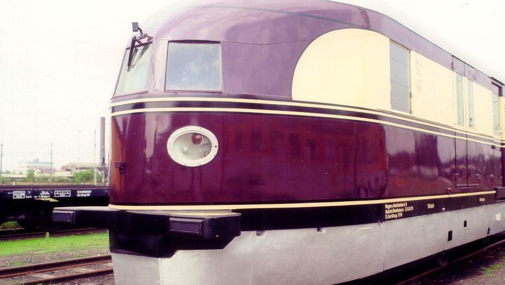 Legendäre Züge: Schöner rasen mit der Reichsbahn