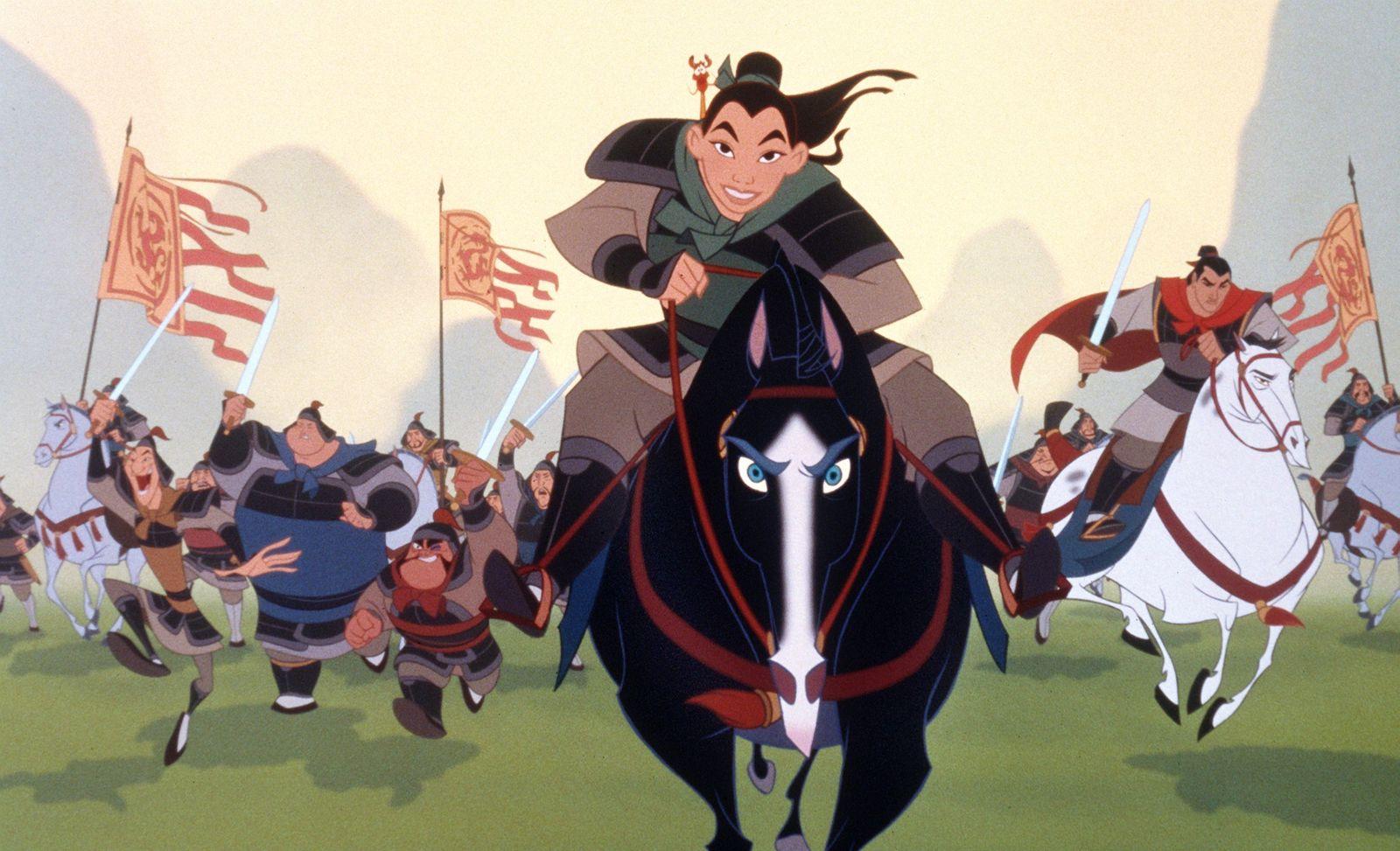 Kinofilm/ Mulan