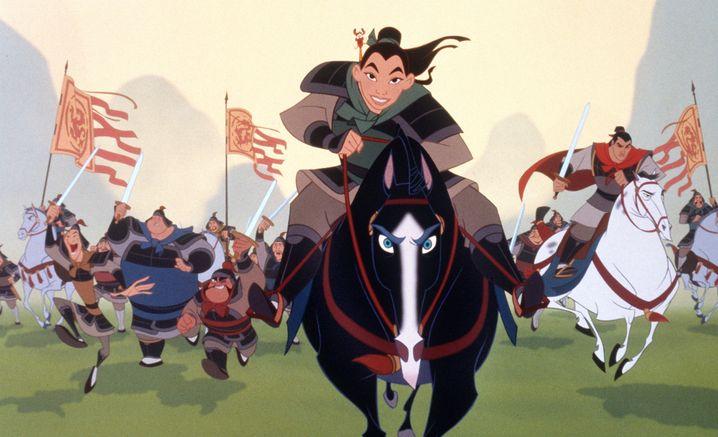 "Chinesische Heldin gegen den Ansturm der Hunnen: ""Mulan"" (1998)"