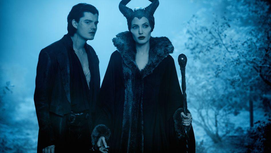 """Angelina Jolie in """"Maleficent"""": Prinzen sind Schweine"""