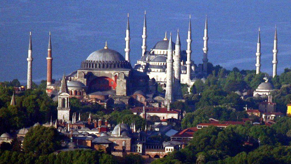 Hagia Sophia: Kulturkampf um ein Wahrzeichen