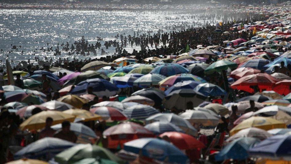Der Strand Ipanema in Rio de Janeiro: »Völlig banalisiert«