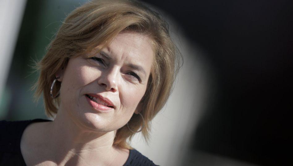In der Kritik: CDU-Vizechefin Julia Klöckner