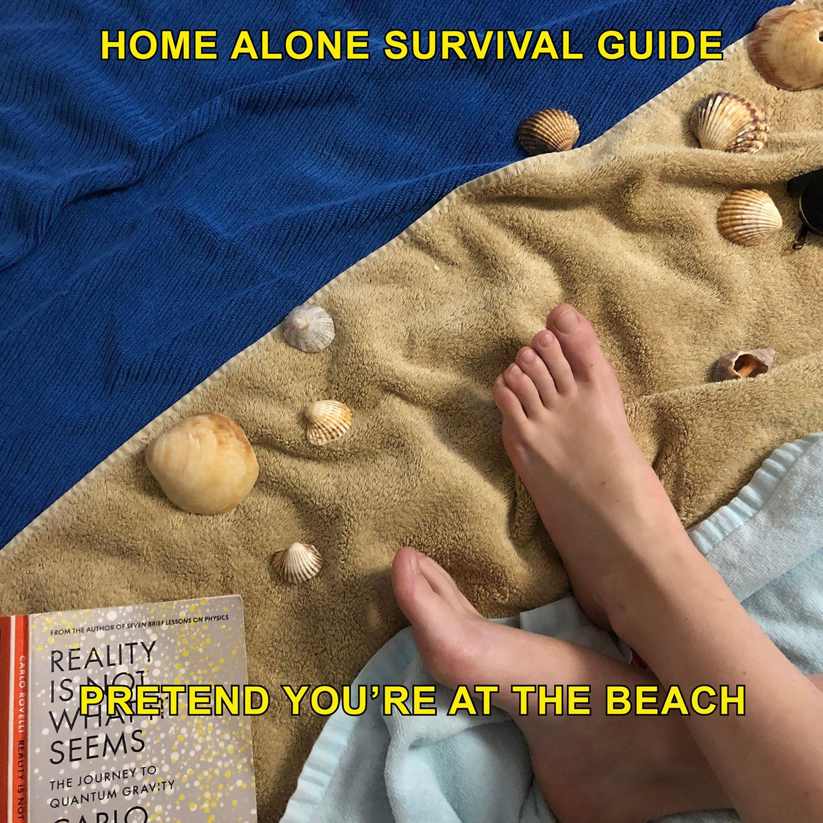 Buch/ Max Siedentopf: Home Alone