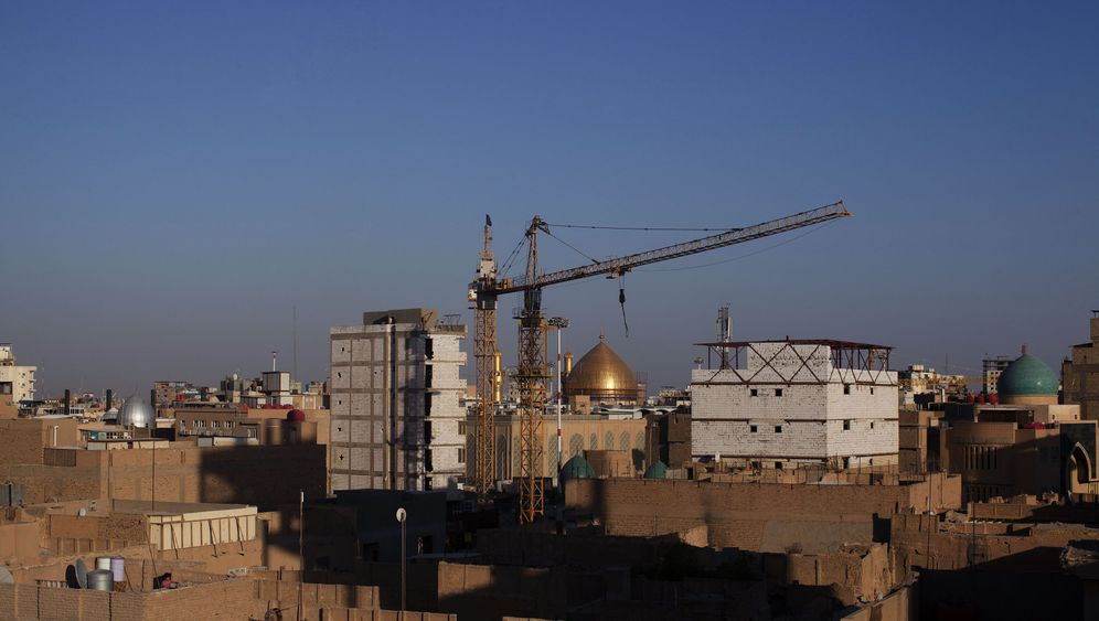 Navid Kermani im Irak: Nadschaf, der Vatikan der Schiiten