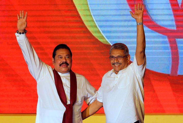 Unter der Führung der Rajapaksa-Brüder hat Sri Lanka einen zunehmend nationalistischen Kurs eingeschlagen