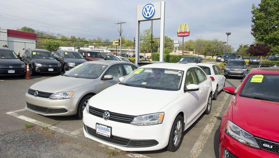 VW-Händler in Alexandria, Virginia