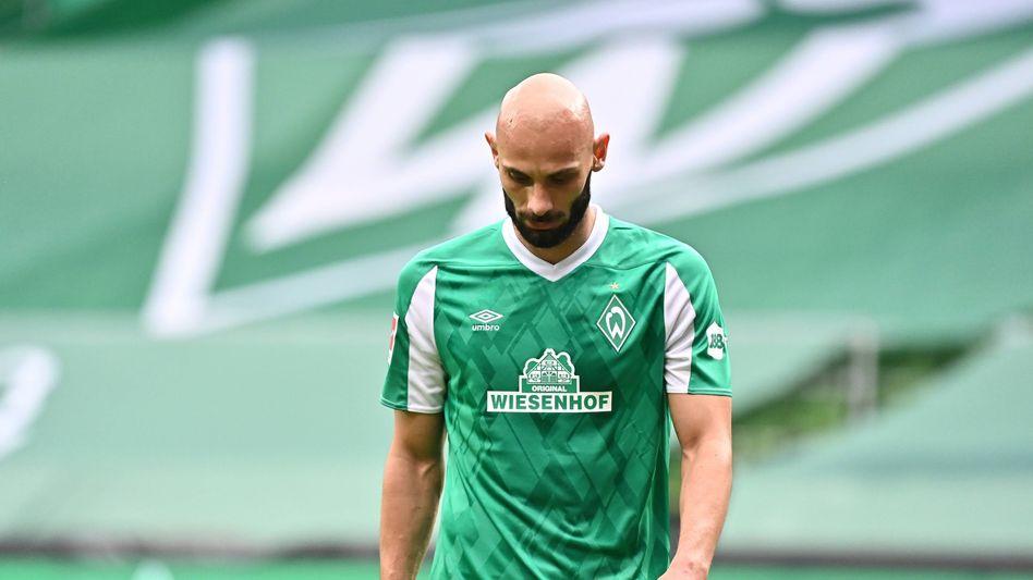 Ein Klub lässt den Kopf hängen: Werder muss absteigen