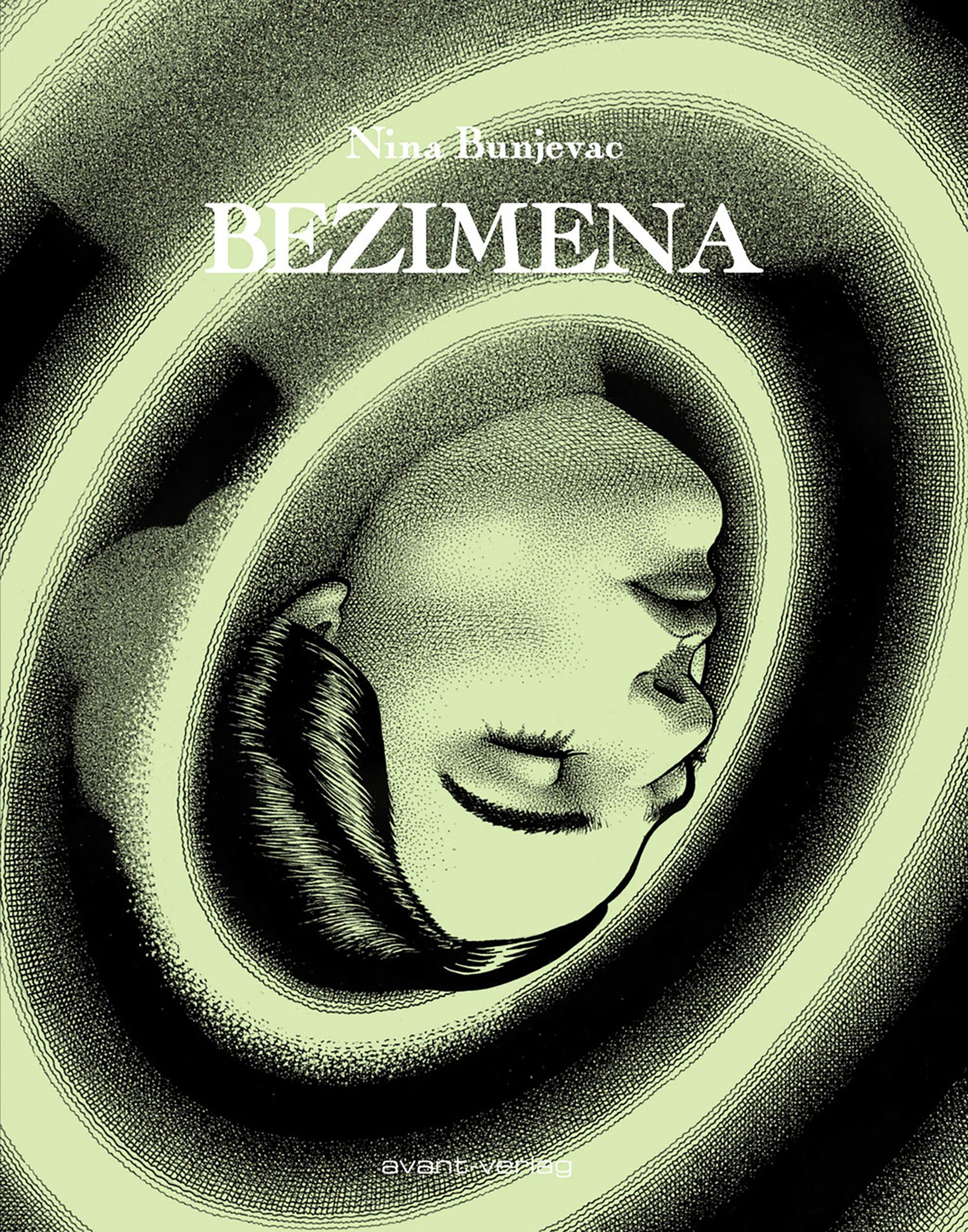 Comics/ Nina Bunjevac: Bezimena COVER